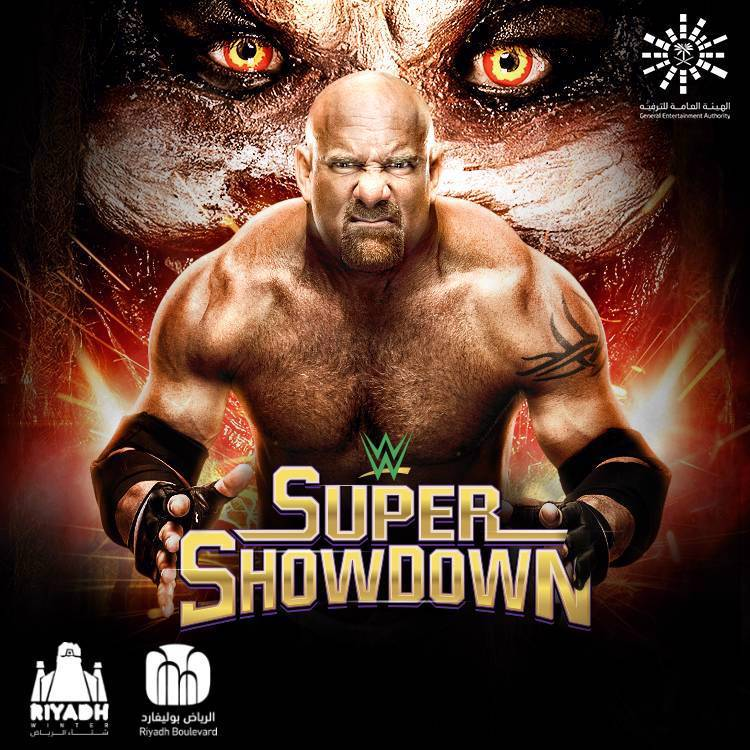 WWE Super ShowDown